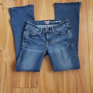 Levis Denizen modern boot cut sz 4S